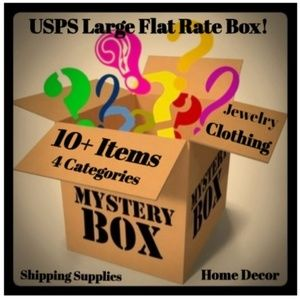 $50 Mystery Box of 10+ Items in 4 Total Categories